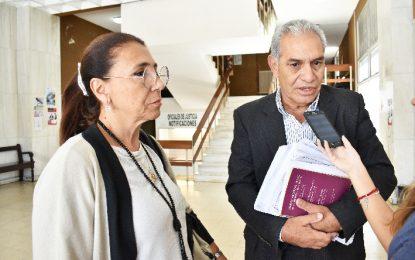 Recusaron al fiscal Atienza por inacción y falta de imparcialidad
