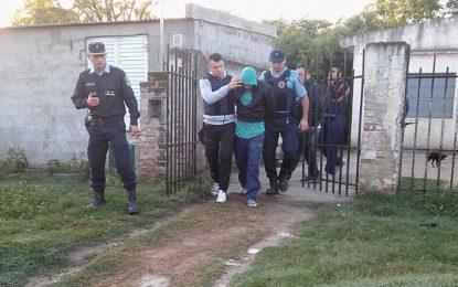Cinco detenidos en ocho allanamientos