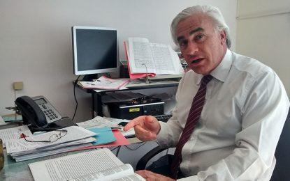 """""""El Poder Judicial persigue al ladrón de gallinas"""", dijo el juez Ferreyra"""