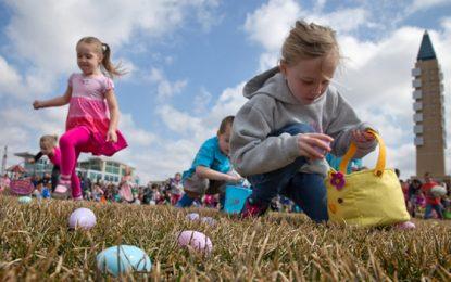 Proponen festejar Pascuas en el centro