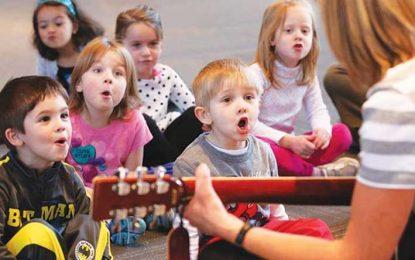 Hay canciones y juegos para las aulas