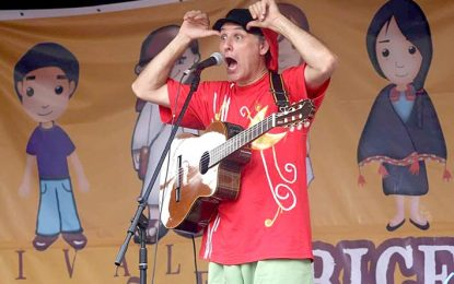 Raúl Manfredini audiciona en Colombia