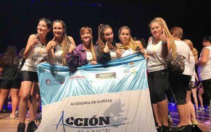 Accion Dance festejó en Brasil