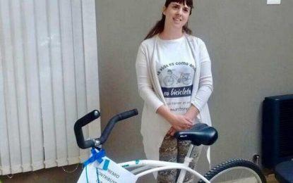 El mejor contribuyente va en bici