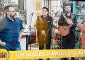 """Los Soñadores actuaron ayer en """"La peña de Morfi"""", en Telefé"""