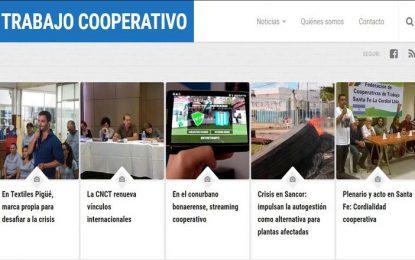 Un nuevo portal sobre cooperativas de todo el país