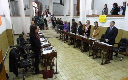 Con voto unánime declararon la emergencia en violencia de género