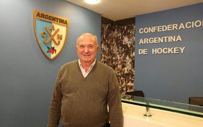 Miguel Grasso, el elegido en la Confederación Argentina