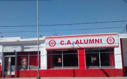 Alumni goleó a 9 de Julio