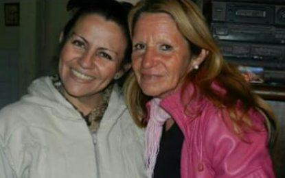 Madre e hija se reencontraron después de 42 años