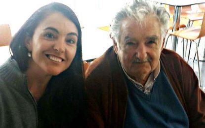 Pepe Mujica pasó por nuestra ciudad