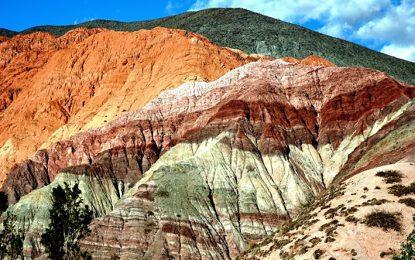 Cerro coloriau