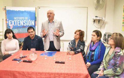 El municipio brindará talleres de oficio en conjunto con la UNVM