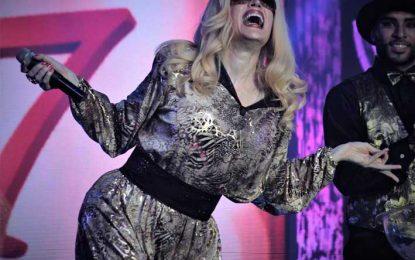 El 10 de junio, Fátima Florez en el Verdi