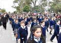 El tradicional desfile fue otra gran muestra de pertenencia
