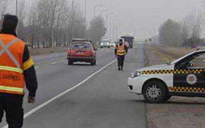 Camionero detenido por intentar coimear a un oficial de la Policía Caminera