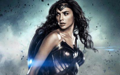 La superheroína luchadora