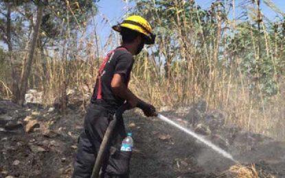 Dos incendios en el este de Villa María