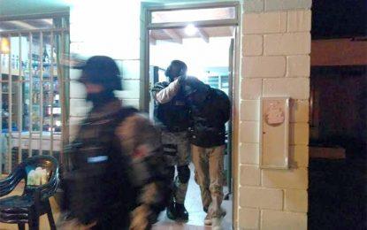 Un detenido por narcomenudeo en Las Varillas