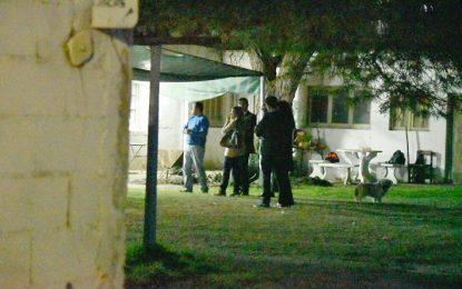 Nuevos peritajes en busca de manchas de sangre en la casa del único detenido