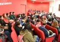 Estudiantes analizan la situación de cada país del Mercosur en cinco ejes