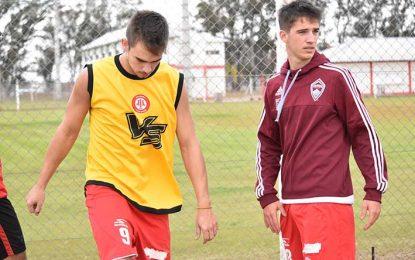 Mattea trabajó con 16 jugadores, entre ellos Pittinari y Martellotto