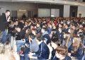 Una multitud en el Foro Emprender