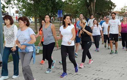 """Realizan """"Caminatas saludables"""" para acercar calidad de vida a la comunidad"""