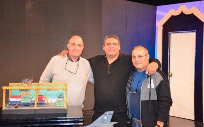 Maquetista local ganó en el programa de Kaczka