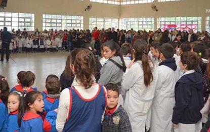 La Escuela Salgueiro celebró 135 años