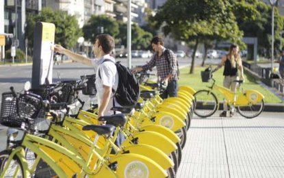 Trabajan para implementar un transporte público de bicicletas