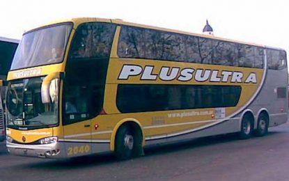 Transporte: se resolvió el conflicto de Plus Ultra, sigue el de urbanos