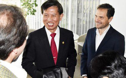 Afirman que se inició un vínculo con Taiwán que será sostenido