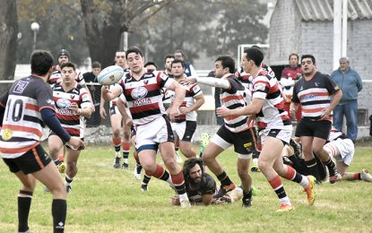 San Martín goleó a Aero Club