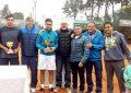 Facundo Argüello, campeón en el Sport