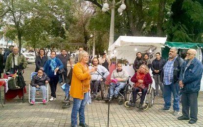 Vuelven a concentrarse por las pensiones y el plan de discapacidad