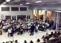Más de cien músicos reunidos