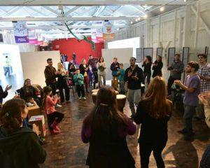 Tres talleres de música se reúnen en el Centro Favio para niños y adultos
