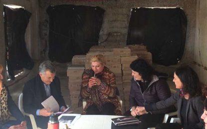 Macri-Peressutti: insulto, reproches y pedido de sanción
