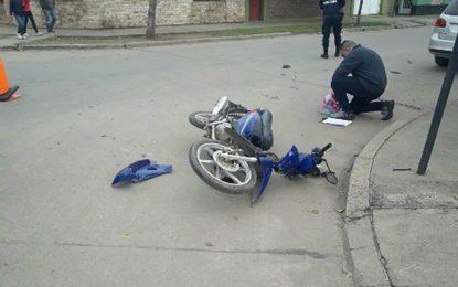 """Está """"muy grave"""" una mujer que se accidentó en barrio Ameghino"""