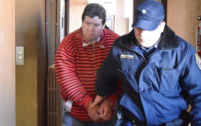 Varela escuchó la acusación que se le atribuye y se abstuvo de declarar