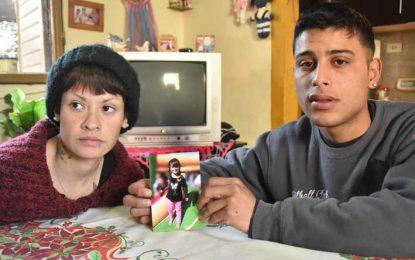 """Pedimos que el que mató a mi hija no quede en libertad"""