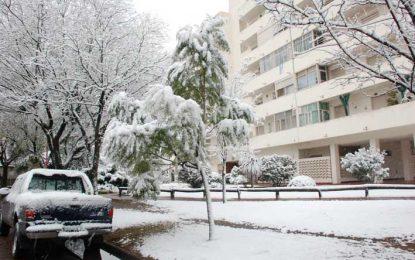 ¿Podría nevar en Villa María?