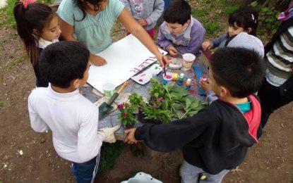 Siguen las huertas comunitarias en La Calera