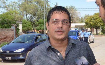 Natalio Graglia apartó a Piquito de su cargo tras criticar a Llaryora