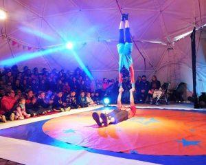 Debieron agregar funciones de circo ante la gran demanda de público