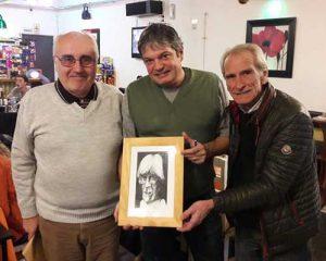 Recordaron al periodista Raúl José