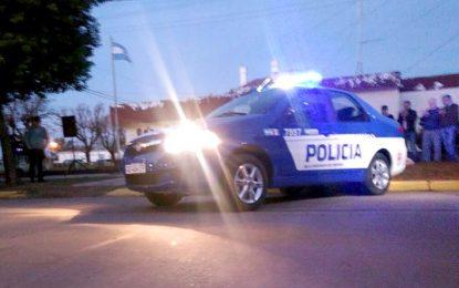 Nuevo vehículo policial después de 20 años