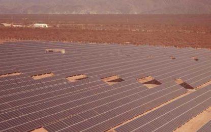 Apostando a la energía solar