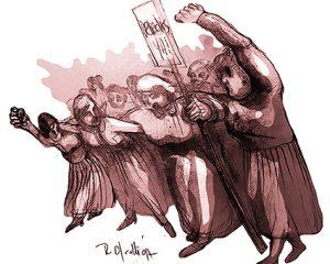 Mujeres en lucha